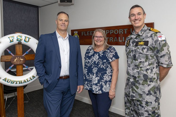 Navy's Fleet Support Unit achieves significant cost savings with Willyama